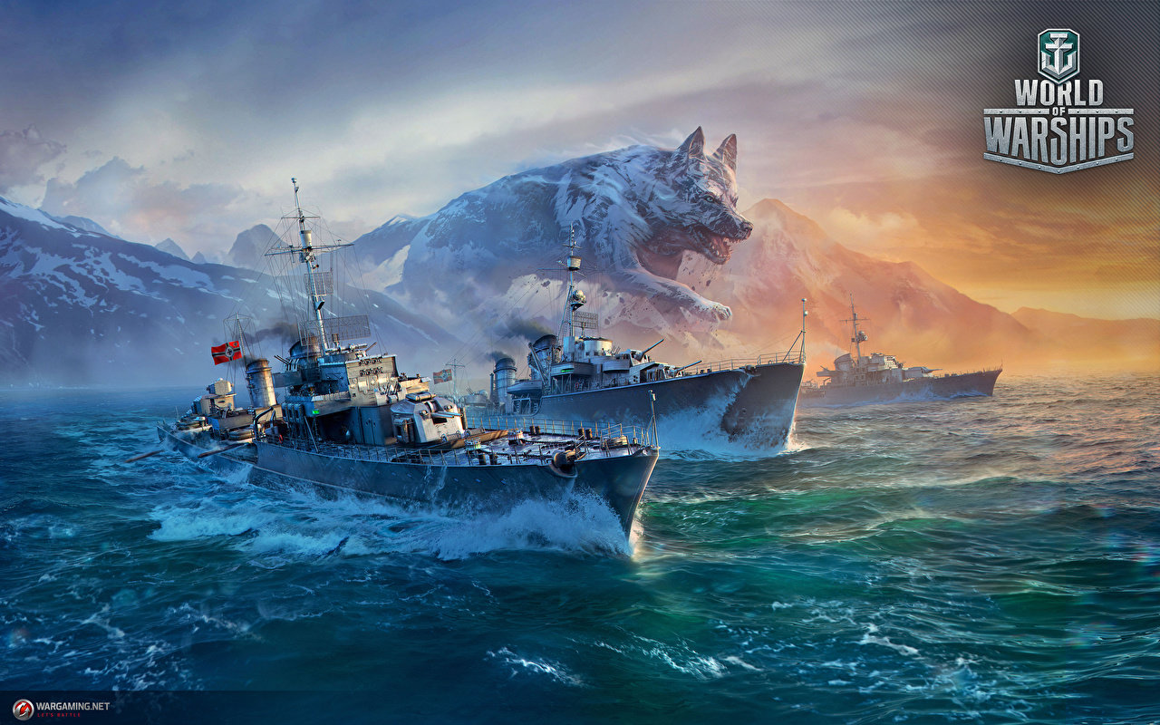 WoWS: Legends—Become a naval legend