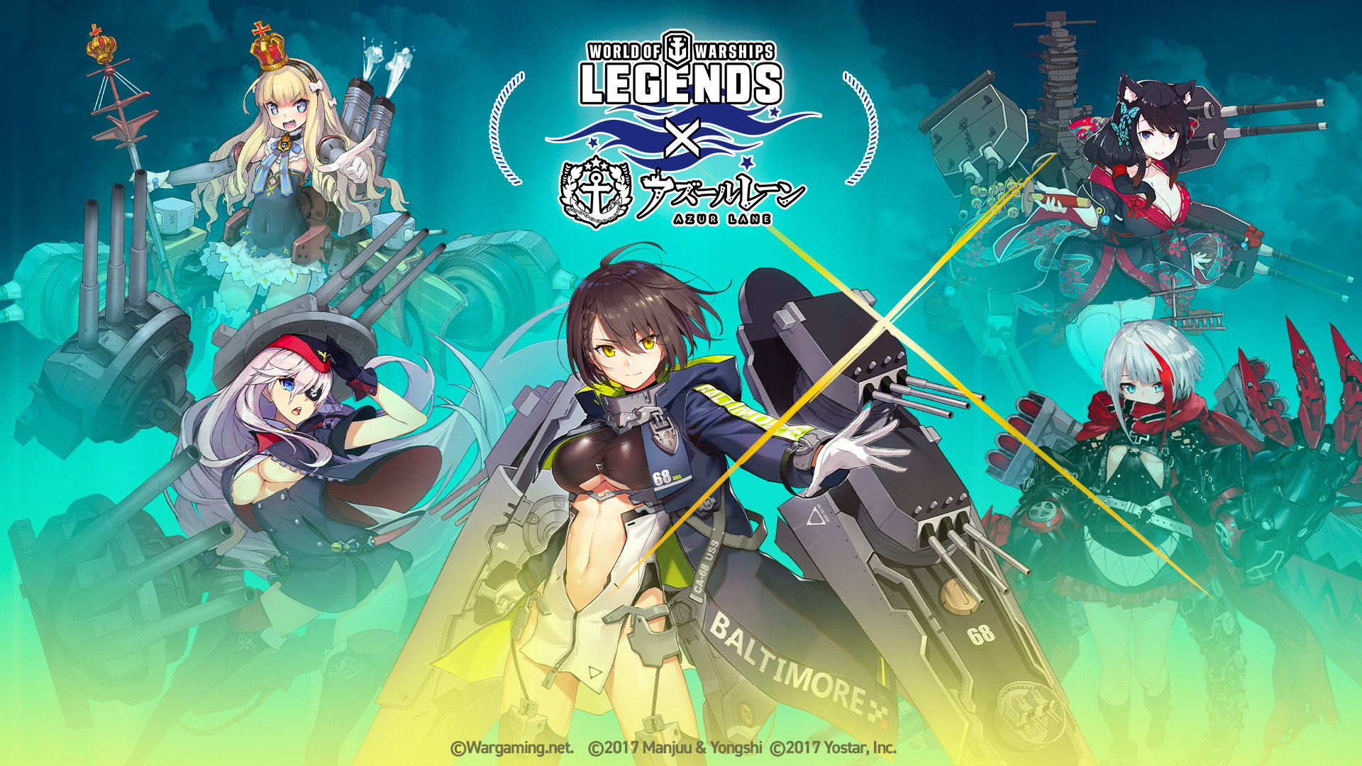 Wows Legends Become A Naval Legend