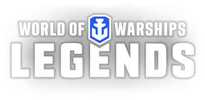 WoWS Legends Logo
